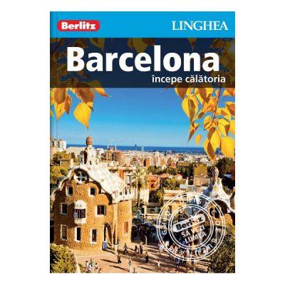 Barcelona. Incepe calatoria - Berlitz