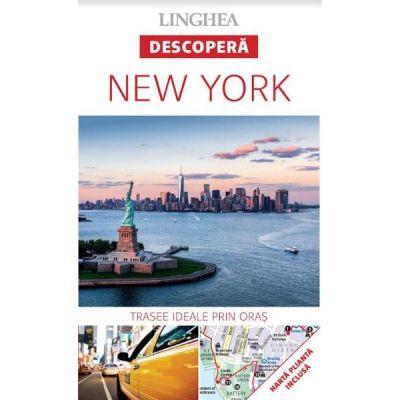 Descopera New York - trasee ideale prin oras
