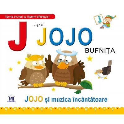 J de la Jojo, bufnita. Necartonata - Greta Cencetti