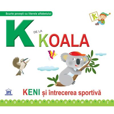 K de la Koala. Cartonata - Greta Cencetti