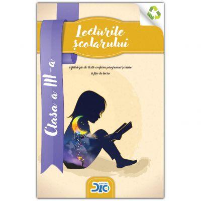 Lecturile scolarului, clasa a III-a (contine itemi pentru verificarea cunostintelor)