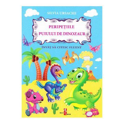 Peripetiile puiului de dinozaur - Silvia Ursache