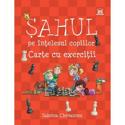 Sahul pe intelesul copiilor - Carte cu exercitii - Sabrina Chevannes