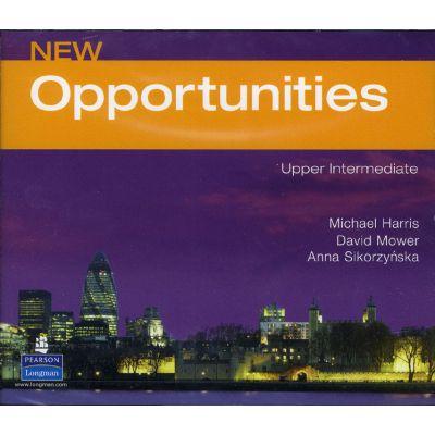 New Opportunities Upper Intermediate Class Audio CD - Michael Harris