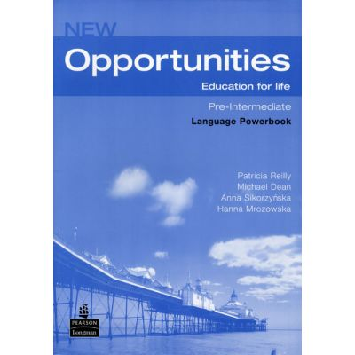 New Opportunities Pre-Intermediate Power Book Pack - Patricia Reilly