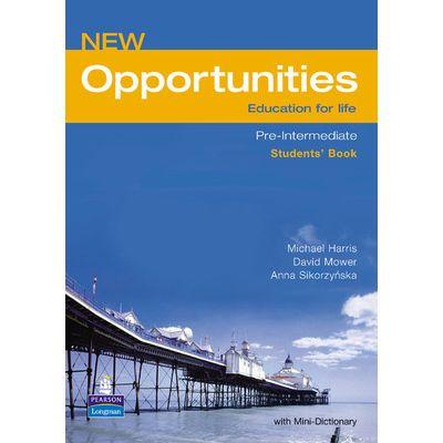 New Opportunities Pre-Intermediate Student's Book - Michael Harris