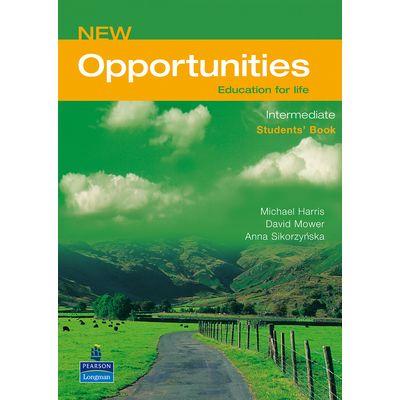 New Opportunities Intermediate Student's Book - Michael Harris