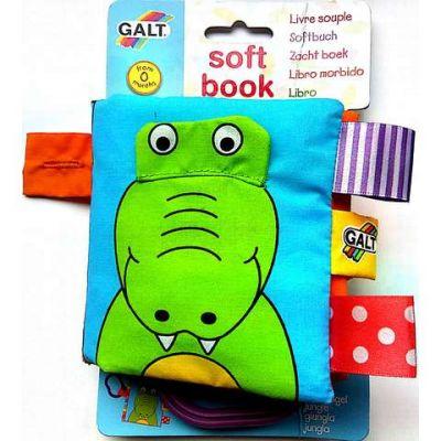 Galt Soft Book. Carticica moale Jungle