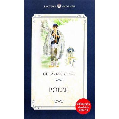 Lecturi scolare. Poezii - Octavian Goga