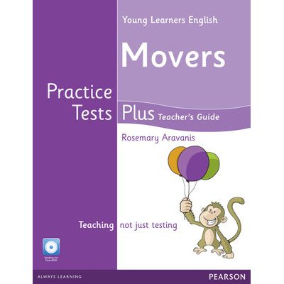 Young Learners English Movers Practice Tests Plus Teacher's Book with Multi-ROM Pack - Rosemary Aravanis
