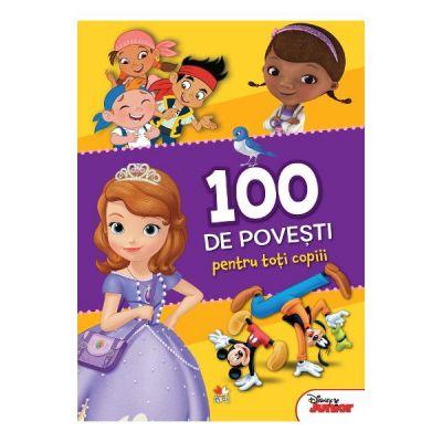 100 de povesti pentru toti copiii - Disney