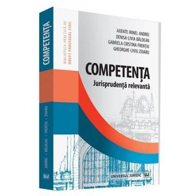 Competenta. Jurisprudenta relevanta - Gabriela Cristina Frentiu