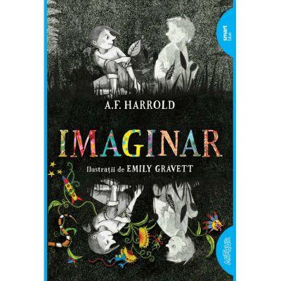 Imaginar - A. F. Harrold (editia necartonata)