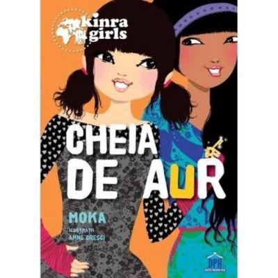 Kinra Girls, Volumul VI. Cheia de aur