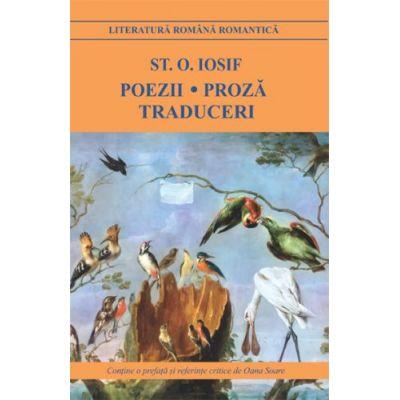 Poezii. Proza. Traduceri (St. O. Iosif)