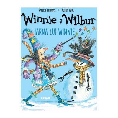 Winnie si Wilbur. Iarna lui Winnie - Valerie Thomas, Korky Paul