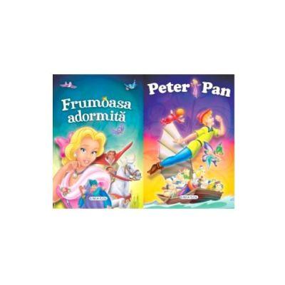 2 Povesti - Peter Pan si Frumoasa adormita