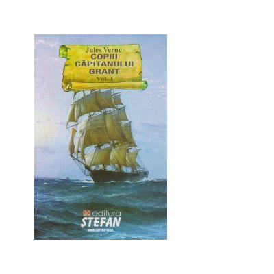 Copiii capitanului Grant (3 volume) - Jules Verne