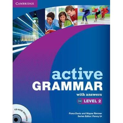 Active Grammar Level 2 with Answers. Contine CD-Rom - Fiona Davis