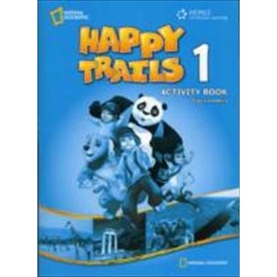 Happy Trails 1 Activity Book (Learn and Discover) - Jennifer Heath