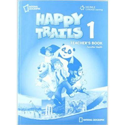 Happy Trails 1 Teachers Book - Jennifer Heath