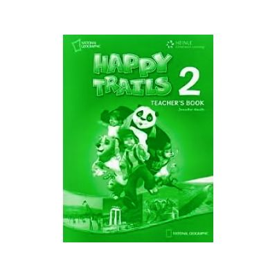 Happy Trails 2 Teacher's Book - Jennifer Heath