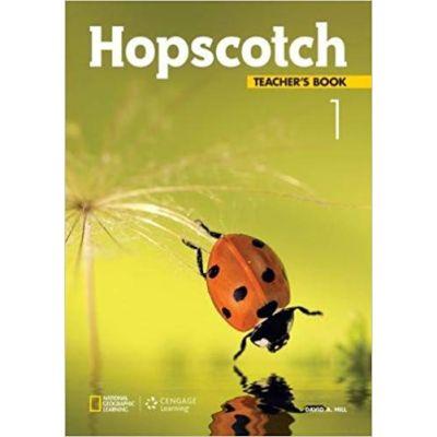 Hopscotch 1: Teacher's Book with Class Audio CD and DVD - David A. Hill