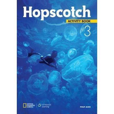 Hopscotch 3: Activity Book with Audio CD - Philip James