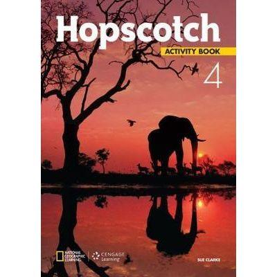 Hopscotch 4: Activity Book with Audio CD - Jennifer Heath