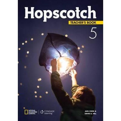 Hopscotch 5: Teacher's Book with Class Audio CD and DVD - David A. Hill