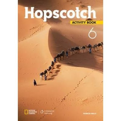 Hopscotch 6: Activity Book with Audio CD - Jennifer Heath