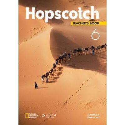 Hopscotch 6: Teacher's Book with Class Audio CD and DVD - David A. Hill