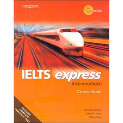 IELTS Express 1 Intermediate Coursebook - Richard Hallows