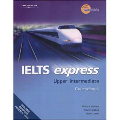 IELTS Express 2 Upper Intermediate Coursebook - Martin Birtill