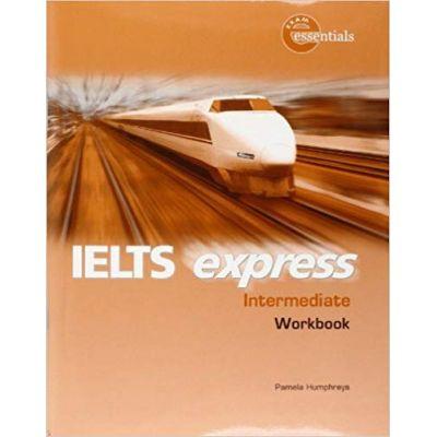 IELTS Express Intermediate Workbook - Martin Birtill