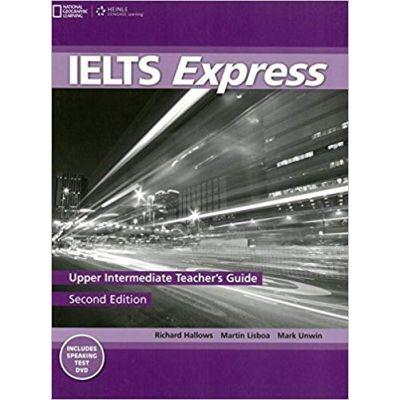 IELTS Express Upper Intermediate Teacher's Guide - Richard Howells