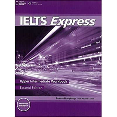 IELTS Express Upper-Intermediate Workbook - Richard Howells