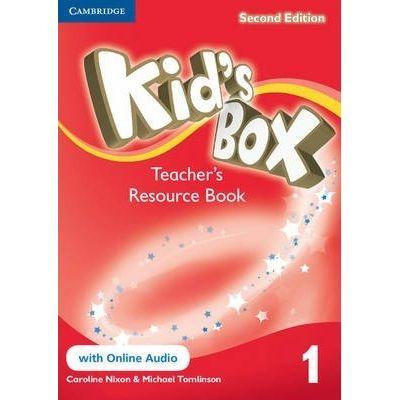 Kid's Box Level 1 Teacher's Resource Book - Caroline Nixon, Michael Tomlinson