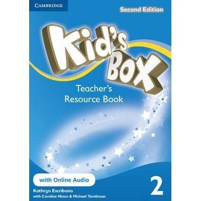 Kid's Box Level 2 Teacher's Resource Book - Kathryn Escribano
