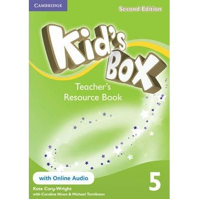 Kid's Box Level 5 Teacher's Resource Book - Kate Cary-Wright