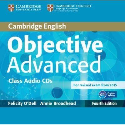 Objective Advanced Class - (contine 2 CD) - Felicity O'Dell