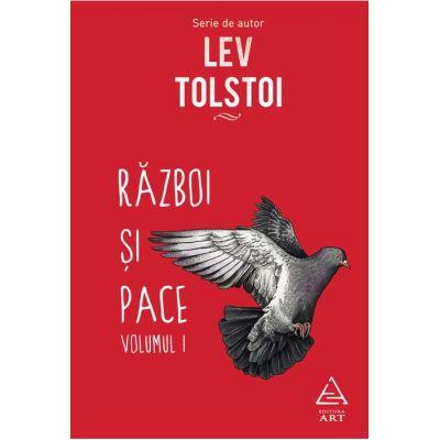 Razboi si pace - doua volume (Lev Tolstoi)