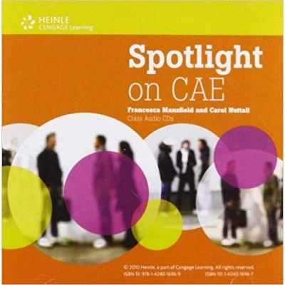 Spotlight on CAE - Class Audio CD