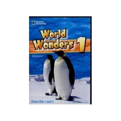 WORLD WONDERS 1 CLASS CDS 1 AND 2