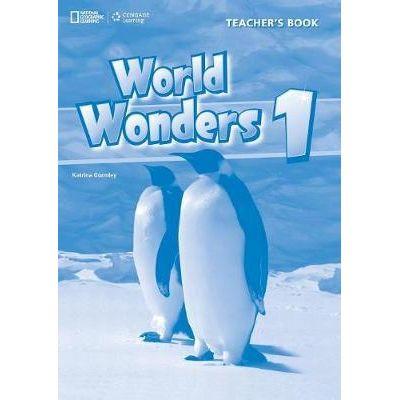 World Wonders 1: Teacher's Book - Michele Crawford