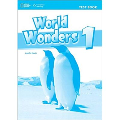 World Wonders 1: Test Book