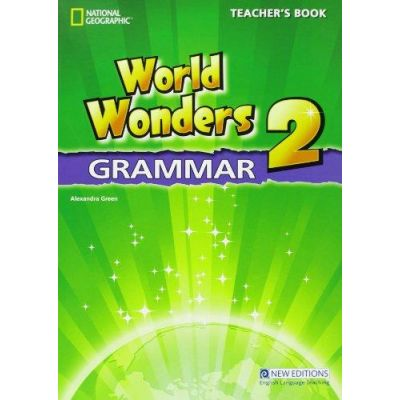 World Wonders 2 Grammar Book - Michele Crawford
