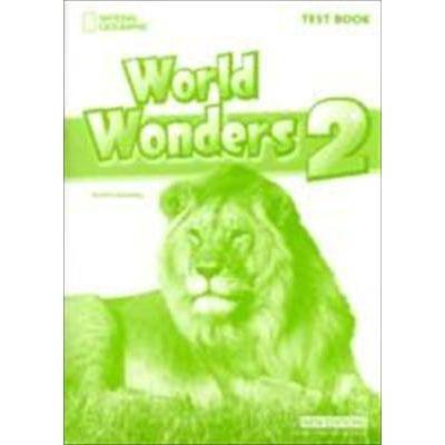 World Wonders 2 Test Book - Michele Crawford