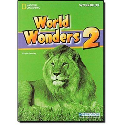 World Wonders 2 Workbook - Michele Crawford