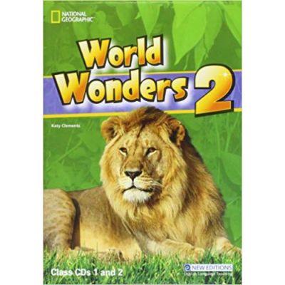 World Wonders 2 Class CD - Katy Clements